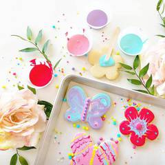 $5 Family Decorating Event 'Happy Spring'