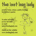 the loot bag lady