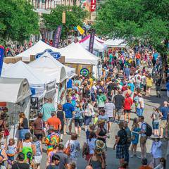 Fall Pecan Street Festival