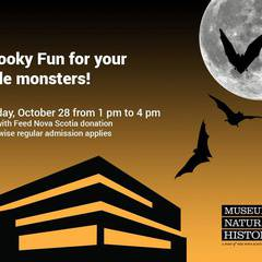 Museum Halloween Party