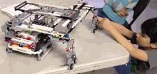 LEGO Robotics Spring Break Camp 2018 - March 19-23, 26-29