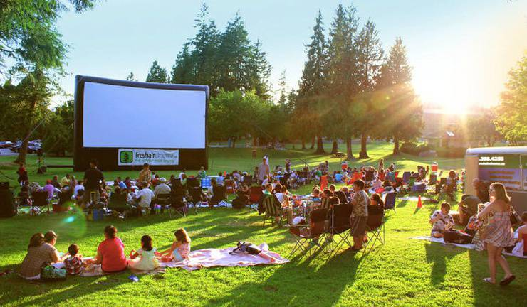 Watch One Of Your Favorite Movies Right Under The Stars! These Events Are  Quickly Becoming A Summer Trend With Added Pre Movie Entertainment.