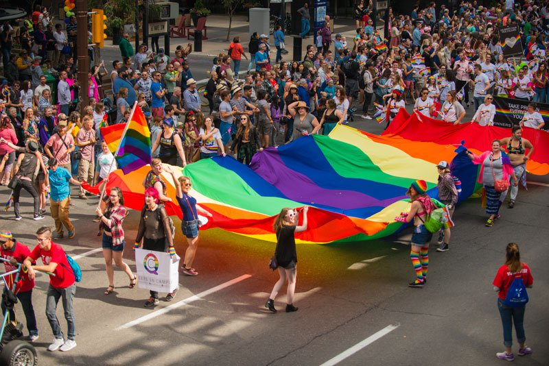 Central Alberta Pride Society Celebrates Calgary's Conversion Therapy Ban Red Deer Advocate