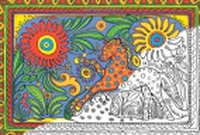 Open Art Friday – Coloring Book Party