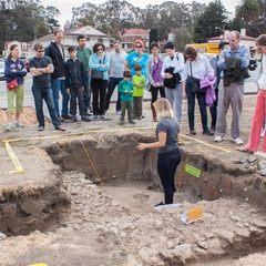 Presidio Discovery: Archaeology