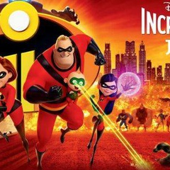 Movie in the Park - Incredibles 2