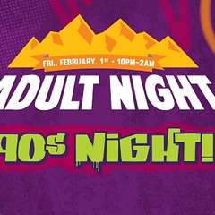 90's Night - Adult Night @ Mt. Playmore