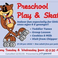 Preschool Play & Skate