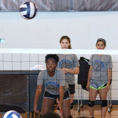 Stars Volleyball Camp