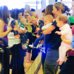 Mom and Me Dance Classes! Intellidance®  Babies 3-11 months (April 3 - June 12) Wednesday 10-11am