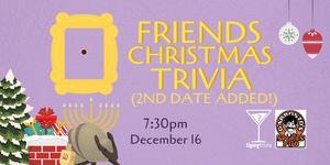 Friends Christmas Trivia