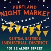 Portland Night Market in SE PDX
