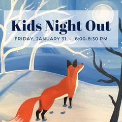 Kids Night Out January (Kanata)