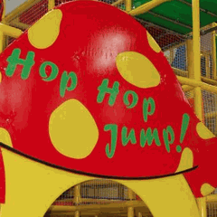 Hop Hop Jump Indoor Playground