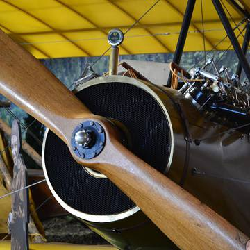 Alberta Aviation Museum's promotion image