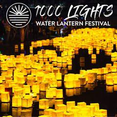 The Bay Area | 1000 Lights Water Lantern Festival