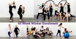10 Week Winter Enrolment