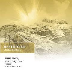 Richard Eaton Singers Present Beethoven Choral Fantasy