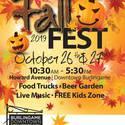 4th Annual Downtown Burlingame Fall Fest