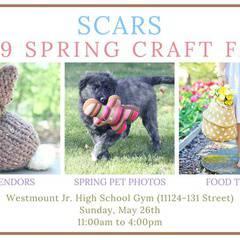 SCARS Spring Craft Fair