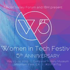 Women in Tech Festival 2019: Fifth Anniversary