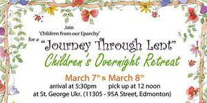 Children's Overnight Lenten Retreat 2020