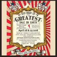 Acadia Vintage Retro & Antiques Show