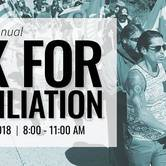 9th Annual Walk for Reconciliation