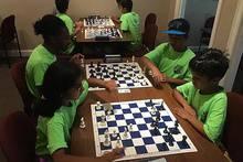 Junior Masters Chess Camp