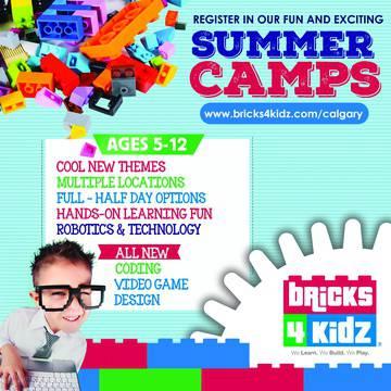 Bricks 4 Kidz Calgary's promotion image