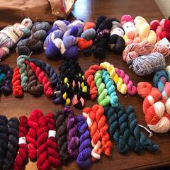 Dye Your Own Sock Yarn