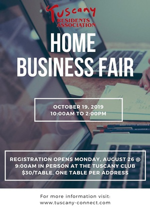 Home Business Fair