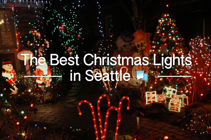 best christmas lights in seattle