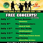 Music in the Parks - East Bay Mudd