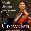 Crowden Music Center's logo