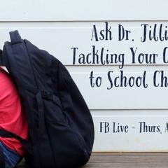 """Child Psychologist Q&A: """"Ask Dr. Jillian"""""""