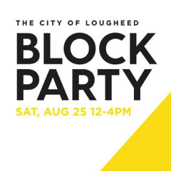 The City of Lougheed Block Party