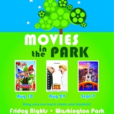 Burlingame Movies in the Park - Coco