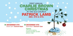 A Charlie Brown Christmas with Patrick Lamb