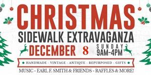 Christmas Sidewalk Extravaganza