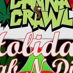 Holiday Dab N Dine N Crawl