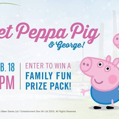 Family Fun Day with Peppa & George