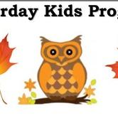 SATURDAY KIDS PROGRAM