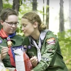 "Scouts Canada's ""Pop-A-Thon"""
