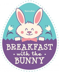 Breakfast With The Easter Bunny & Friends in Tigard