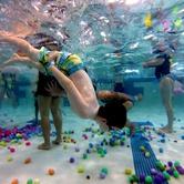 Underwater Egg Hunt in Beaverton