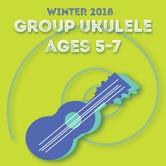 2018 Group Ukulele Ages 5-7 WINTER