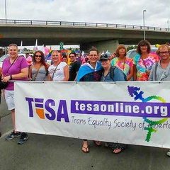 Come Join TESA in the 2018 Calgary Pride Parade