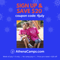 Athena Camps's promotion image