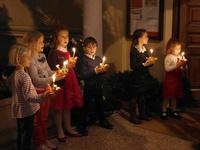 Child Friendly Christingle Carol Service at St. Luke Cedar Hill